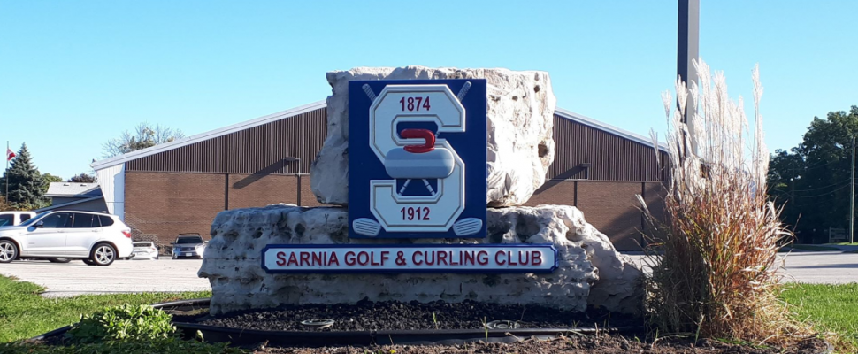 Sarnia Golf and Curling Club. October 16, 2018. (Photo by Colin Gowdy, BlackburnNews)