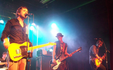 The Trews at Capital City Music Hall in Ottawa. May 28, 2008. (Photo by Lildreamer22 from wikipedia)