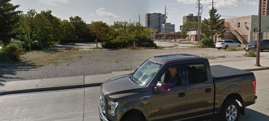 The corner of Wyandotte St. E and Windsor Ave. in Windsor. (Photo courtesy of google.ca/maps)
