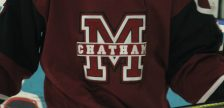 Chatham Maroons logo. (Photo by Matt Weverink)