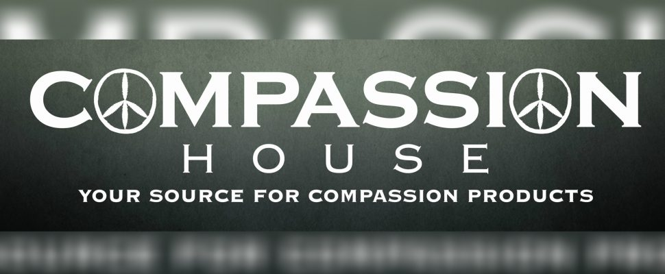 The Compassion House calls itself a source for compassion products. Photo from Facebook.