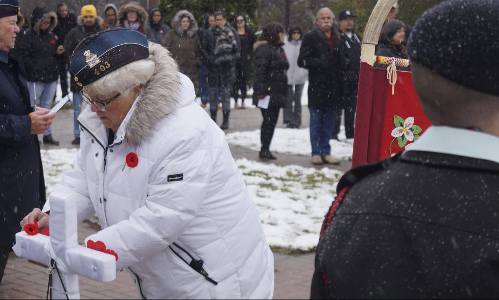 Aamjiwnaang Remembrance Day 6