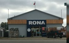 The Rona outlet in Atwood. (Photo by Ryan Drury)