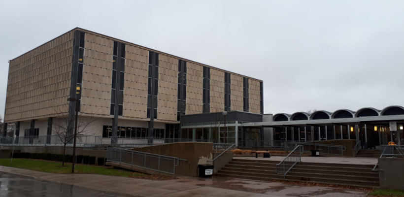 Ontario Court of Justice in Sarnia. November 26, 2018. (Photo by Colin Gowdy, BlackburnNews)