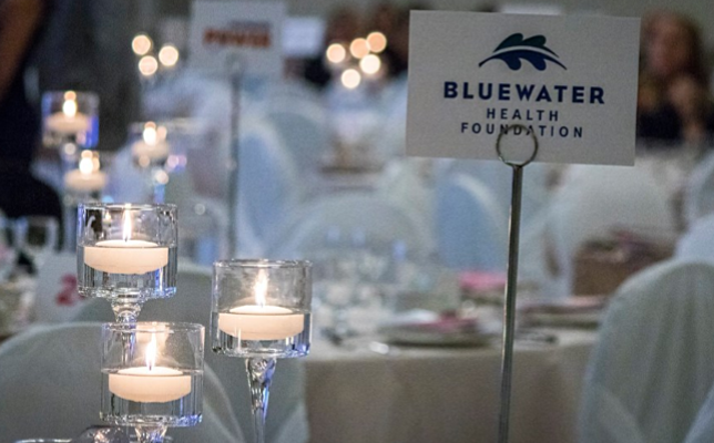 Bluewater Health Foundation Gala. December 2018. (Photo by BWH Foundation)