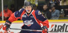 Will Cuylle of the Windsor Spitfires. (Photo by Terry Wilson via OHL Images)