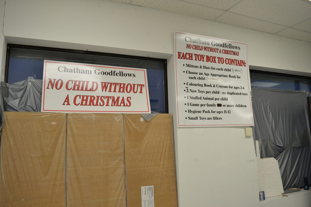 No Child Without a Christmas campaign