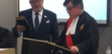 Tecumseh's mayor has been chosen by his colleagues to be the new Essex County Warden. Dec 12, 2018. (Photo courtesy of County of Essex)