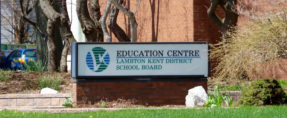 LKDSB in Sarnia. Blackburn News photo by Meghan Bond.