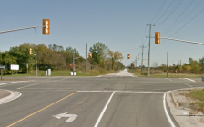 LaSalle Line at Highway 40 in Sarnia. (Photo from google maps)