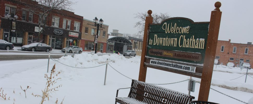 BlackburnNews.com file photo of downtown Chatham. (Photo by Jason Viau)