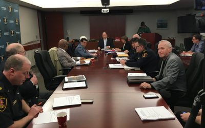 Windsor Police Services Board. Jan 23, 2019. (Photo by Paul Pedro)