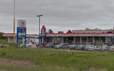 Husky Travel Centre on Westchester Bourne. Photo from Google Maps.