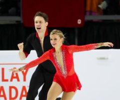 National Skating Championships Jan., 12, 2018 PHOTO: Greg Kolz