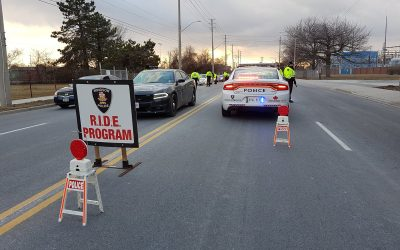Windsor police busy over St. Patrick's Day weekend