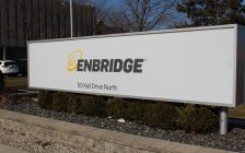 Enbridge Gas in Chatham (Photo by Allanah Wills)