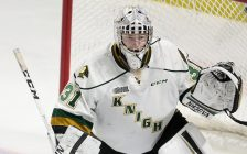 Jordan Kooy of the London Knights. (Photo courtesy of Luke Durda via OHL Images)