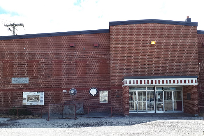 Goderich plans public forum on Memorial Arena future