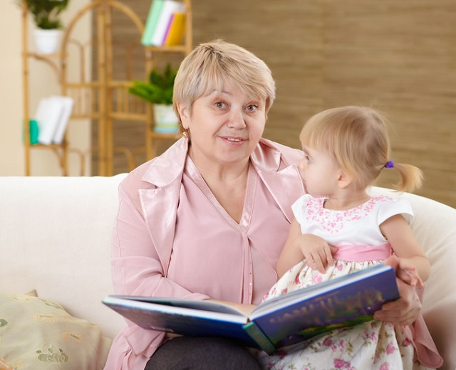 Early Literacy Network to include grandparents