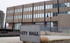 Sarnia City Hall. (BlackburnNews file photo)