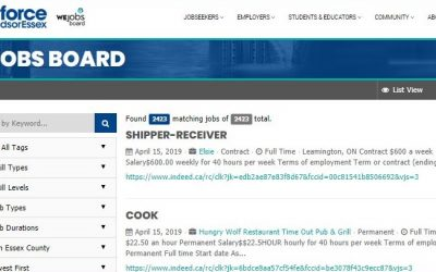 Looking for work? This job board can help