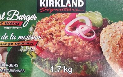 Veggie burgers recalled over possible metal pieces