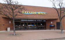 Bayside Mall in Sarnia. May 7, 2019. (Photo by Colin Gowdy, BlackburnNews)