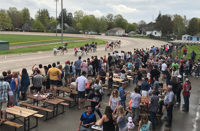 Clinton Raceway has best opening day in years