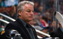 Photo of Dale Hunter courtesy of OHL Images.