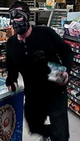 Petrolia robbery suspect. May 15, 2019 Photo provided by OPP.
