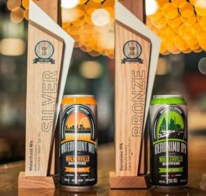 Walkerville Brewery wins two awards