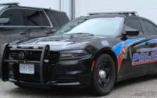 Chatham-Kent police cruiser. (Photo by Matt Weverink)