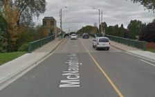 Lord Selkirk Bridge in Wallaceburg. (Photo courtesy of Google Maps)
