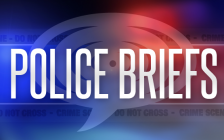A 40-year-old man is charged withhaving a blood alcohol concentration exceeding the legal limit after being caught driving away from a bar, early Tuesday morning.