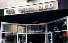 BB Branded has announced that it is closing shop after 15 years of selling unique clothing and merchandise in the core. June 25, 2019. (Photo courtesy of BB Branded)
