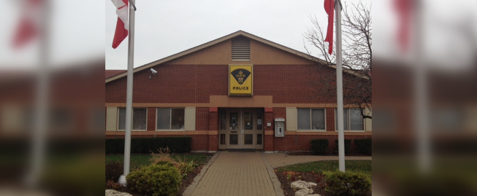 Lambton OPP Headquarters in Petrolia.