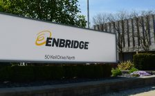 Enbridge Gas Distribution location on Keil Drive in Chatham. (Photo courtesy of Enbridge Gas)