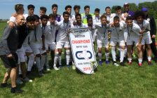 St. Martin of Mississauga 2019 OFSAA AAA Boys Soccer Champions (Photo courtesy of Rich Prudom, convener)