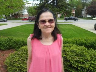 Betty Parke. (Photo courtesy of the Sarnia Police Service)