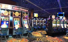 Cascades Casino soft opening on July 16, 2019 in Chatham. (Photo by Allanah Wills)