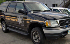 St. Clair County Sheriff's Office vehicle. (Photo by policecararchives.org)