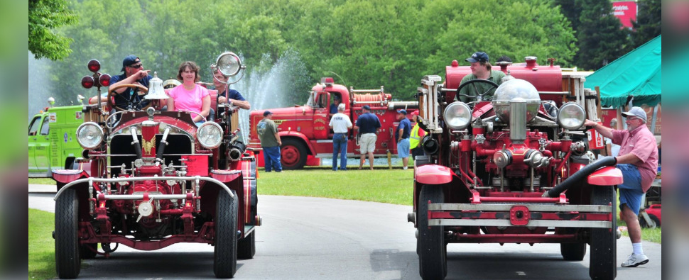 (Photo courtesy of Vintage Fire Truck & Equipment)