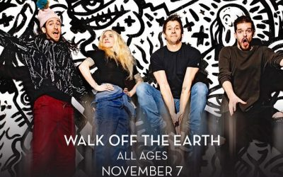 Walk Off The Earth returns to the Colosseum