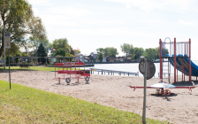 Mitchell's Bay Playground in 2015 (Photo via Municipality of Chatham-Kent)