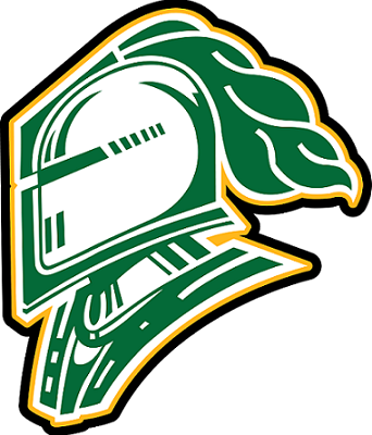 The London Knights new logo, unveiled August 12, 2019.
