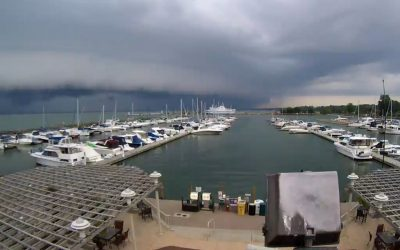 BlackburnNews.com - Severe weather approaching Windsor and Chatham area