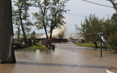 Flood watch returns with high winds in forecast