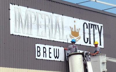 Imperial City Brewing (BlackburnNews.com photo by Nicole Ramsay)