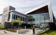 Lambton College in Sarnia. (Photo by Lambton College)