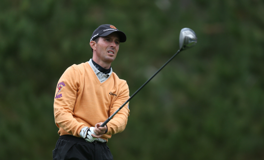 Mike Weir (Photo Courtesy of Bob Weeks)